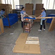 Qingdao Yuding Metal Products Co. Ltd - Our Packaging Line