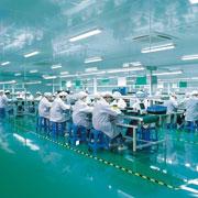 Kaihua Electronics Co. Ltd - 100% dust-free assembly workshop