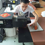 Daqin Leather Goods Factory - Our skilled personnel