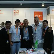 Hongfutai E-Tech (Shenzhen) Co. Ltd-Our Sales Team