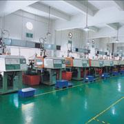 Kaihua Electronics Co. Ltd - Automatic injection molding workshop