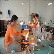 Jiangsu HF Art Products Glass Co., Ltd. - Researchers at Work