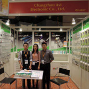 Changzhou AVI Electronic Co. Ltd - We attend the HK fair continuously for over 10 years