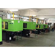 Dongguan YuanYue Electronics Co.,Ltd - Establish injection molding workshop