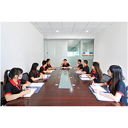 Dongguan Suntes Electronics Technology Co. Ltd-Our Monthly Board Meeting