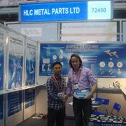 Hunan HLC Metal Technology Ltd - At the CES in Las Vegas, USA