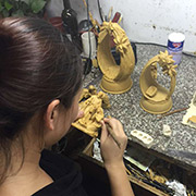 Quanzhou Hogao Arts And Crafts Co., Limited - Our sculptor team