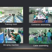Sincere State Electronics Co. Ltd - Traning room- connector assembly- ink spraying