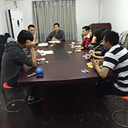 Kunshan Lifeng Arts and Crafts Co,.Ltd - During Our Meeting