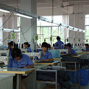 Yiwu Bewalker Commodity Co. Ltd - Our Stitching Workshop
