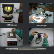 Sincere State Electronics Co. Ltd - 2.5 Projector- microscope- tinning furnace