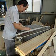 Caoxian Shuanglong Arts&Crafts Plant - Our Cutting Process