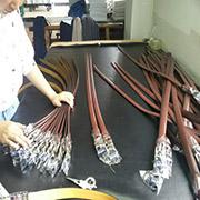 Yiwu God Beauty Import&Export Co.,Ltd - Inspecting Finished Belts