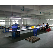 Dongguan Besda Hardware Products Co. Ltd - Our assembly line