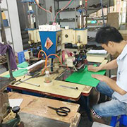 Daqin Leather Goods Factory - Another view of our production department