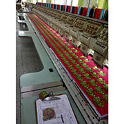 Shenzhen Universal Union Badges Co. Ltd - Our Tajima Machine