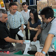 XIAMEN SOOTHINGWARE SANITARY CO.,LTD. - Meeting with Buyers