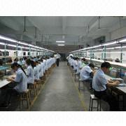 Wenzhou Times Co. Ltd (dept 3) - a part of assembly line