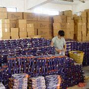 Anionte International(Zhejiang) Co. Ltd - Packing inspection