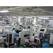 NOTE Electronics (Dongguan) Co. Ltd - Our production line