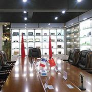 Dongguan Obaya Packaging Co.Ltd - Our Sample Room and Meeting Room