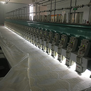 Ningbo Widen Textile Co., Ltd. - Our lace embroidery machines
