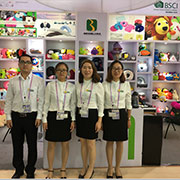 Yiwu Bewalker Commodity Co. Ltd - Our Canton Fair Booth