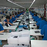 Huzhou Int'l Co-operating Imp. & Exp.Co.,Ltd - Our production line