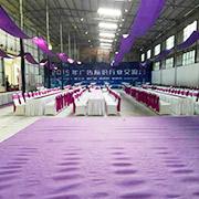 Foshan XinQuanLi CNC Equipment Co., Ltd - At the podium