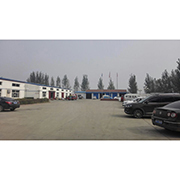 Metins Machinery Trading Co., Ltd - Our Factory Gate