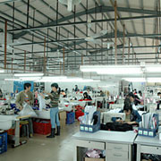 Nan'an City Shiying Sexy Lingerie Co. Ltd - Our production workshop