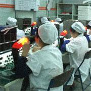 Xiamen Ocular Optics Co. Ltd - Skilled technicians are employed at Ocular