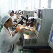Xiamen Ocular Optics Co. Ltd - Bonding production line