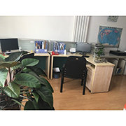 Metins Machinery Trading Co., Ltd-Our Office