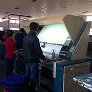 Shanghai Shun Yuan Xiang Textile Pty.Ltd - Fabric Material Checking