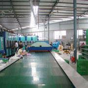 Jinjiang Jiaxing Shoes & Garments Co. Ltd - Our production line