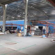 Jiangsu Shuaima Security Technology Co.,Ltd - Powder coating line