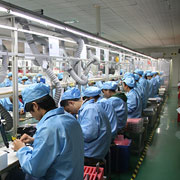 Dongguan Kaka Electronic Technology Co. Ltd - Our Factory Staffs