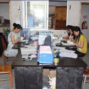 Inspire Souvenirs Manufacturing Ltd - QC team hard at work