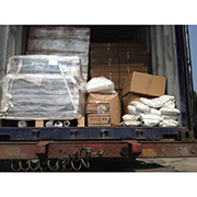 Shanghai Greatman Marquee Manufacturing Co. Ltd - Container Loading