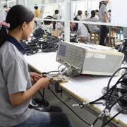 Hinen Electronics (Shenzhen) Co. Ltd - QC testing