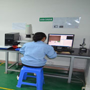 Cfe Corporation Co.,Ltd - Inside our QC office