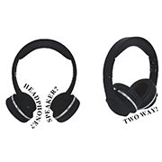 Dongguan Yujia Industry Co. Ltd - Our sample headphone