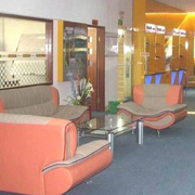 Maxin Technology Ltd - Our waiting area