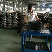 Ningbo Hi-Tech Zone Tongcheng Auto Parts Co. Ltd - Our Workshop