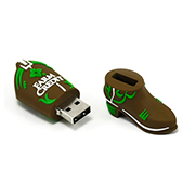 Digital Exports - Our Customized 3D Shoes USB Drive