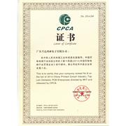 Guangdong Xingda Hongye Electronic Co. Ltd - Ranked No.8 on the list of 2014 China PCB manufacturer