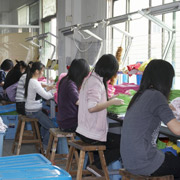 Fujian Great Fashion Industry Co. Ltd - Our QC Team Hard at Work