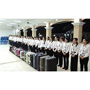 Shanghai Hongbin International Co.Ltd - Company Training in Thailand