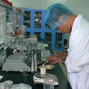 Dongguan Tongtianxia Rubber Co. Ltd - Our testing lab